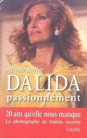 Dalida passionnément - Intérieur - Format classique