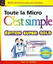 Toute La Micro ; Super Gold - Intérieur - Format classique