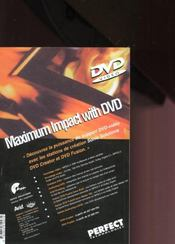 Comment creer vos propres dvd - 4ème de couverture - Format classique