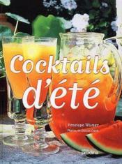 Cocktails d'été - Couverture - Format classique