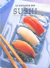 Le meilleur des sushi - Intérieur - Format classique