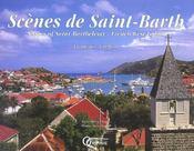 Scenes De Saint Barth - Intérieur - Format classique