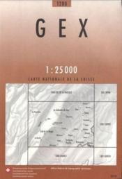 Gex ; 1280 - Couverture - Format classique