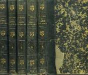 Joseph Balsamo. Memoires D'Un Medecin En 5 Tomes. - Couverture - Format classique