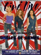 CINE LIVE - N° 41 - Salut les filles ! - CAMERON DIAZ / DREW BARRYMORE / LUCY LIU: DROLES DE DAMES - Couverture - Format classique