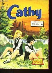 Cathy N°179 - L'Ecole Du Chalet - Couverture - Format classique