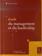 Guide du management et du leadership - Intérieur - Format classique