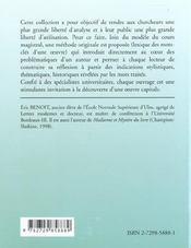Les Poesies De Mallarme - 4ème de couverture - Format classique
