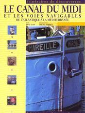 Le Canal Du Midi - Intérieur - Format classique