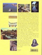 Le Canal Du Midi - 4ème de couverture - Format classique