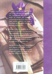 Secrets D'Antan - 4ème de couverture - Format classique