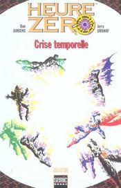 Heure Zero Crise Temporelle - Intérieur - Format classique