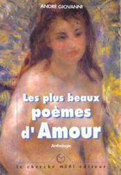 Les plus beaux poèmes d'amour - Couverture - Format classique