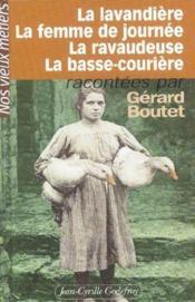 Lavand Femme Journee Ravaudeuse - Couverture - Format classique