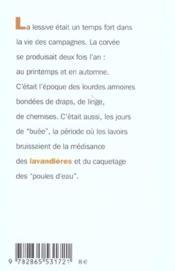 Lavand Femme Journee Ravaudeuse - 4ème de couverture - Format classique