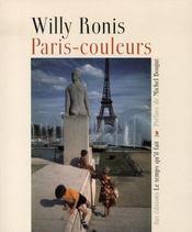 Paris-couleurs - Intérieur - Format classique