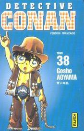 Detective Conan T38 - Intérieur - Format classique