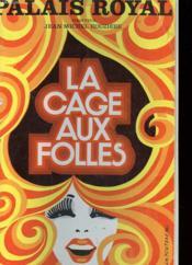Programme - La Cage Aux Folles - Palais Royal - Couverture - Format classique