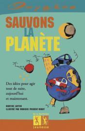 Sauvons La Planete - Couverture - Format classique