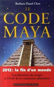 Le code Maya, 2012 la fin d'un monde - Intérieur - Format classique