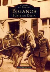 Biganos ; porte du Delta - Couverture - Format classique
