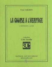La Course A L'Heritage - Couverture - Format classique