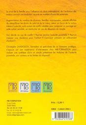 Autorite Parentale (L') - 4ème de couverture - Format classique