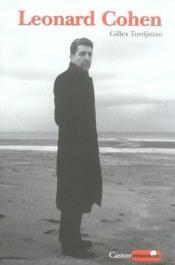 Leonard Cohen - Couverture - Format classique
