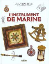 L'instrument de marine - Intérieur - Format classique