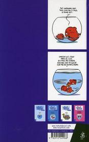 Le fond du bocal t.5 - 4ème de couverture - Format classique