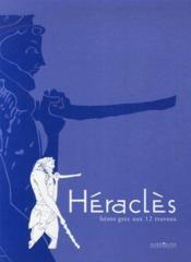 Héraclès - Couverture - Format classique