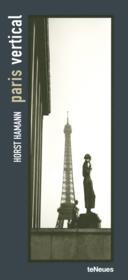 Paris vertical - Couverture - Format classique