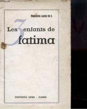 Les 3 Enfants De Fatima - Couverture - Format classique