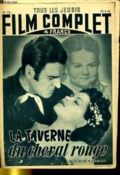 Tous Les Jeudis Film Complet N° 95 - La Taverne Du Cheval Rouge ( De La Haine A L'Amour ) - Couverture - Format classique