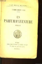 Un Parfum D'Aventure - Couverture - Format classique