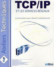 Tcp/ip et les services réseaux - Intérieur - Format classique