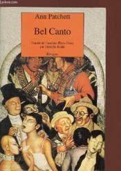 Bel Canto - Couverture - Format classique