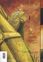 James Dieu T.2 - 4ème de couverture - Format classique