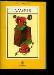 Dictionnaire De L'Amour - Couverture - Format classique