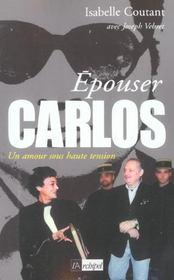 Épouser Carlos. un amour sous haute tension - Intérieur - Format classique