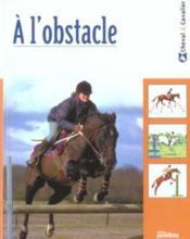 Obstacle (A L ) - Couverture - Format classique