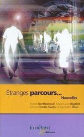 Etranges Parcours - Couverture - Format classique