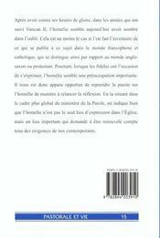 Faire Echo Au Verbe - 4ème de couverture - Format classique