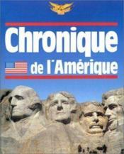 Chronique De L'Amerique - Couverture - Format classique