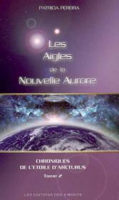 Les aigles de la nouvelle aurore - Couverture - Format classique