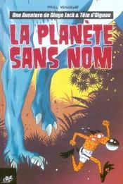 Dingo jack t.1 : la planete sans nom - Intérieur - Format classique