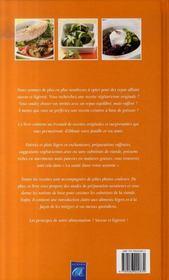 La santé dans votre assiette - 4ème de couverture - Format classique
