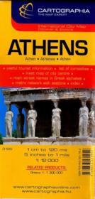 Athènes - Couverture - Format classique