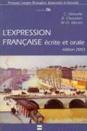 L'Expression Francaise