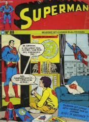 Superman - N°88 - Couverture - Format classique